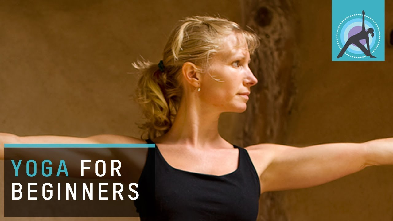 YOGA FOR BEGINNERS Part 1 - YouTube