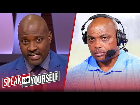 Wiley & Acho react to Charles Barkley's harsh criticism of Draymond Green | NBA | SPEAK FOR YOURSELF