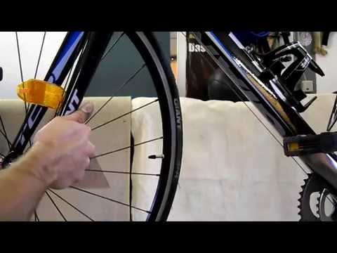 diy am fahrrad vorderrad ausbauen und einbauen mit bremsbacken youtube. Black Bedroom Furniture Sets. Home Design Ideas