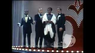 Louis Armstrong Bing Crosby Guests on The Pearl Bailey Show - TV 1971.