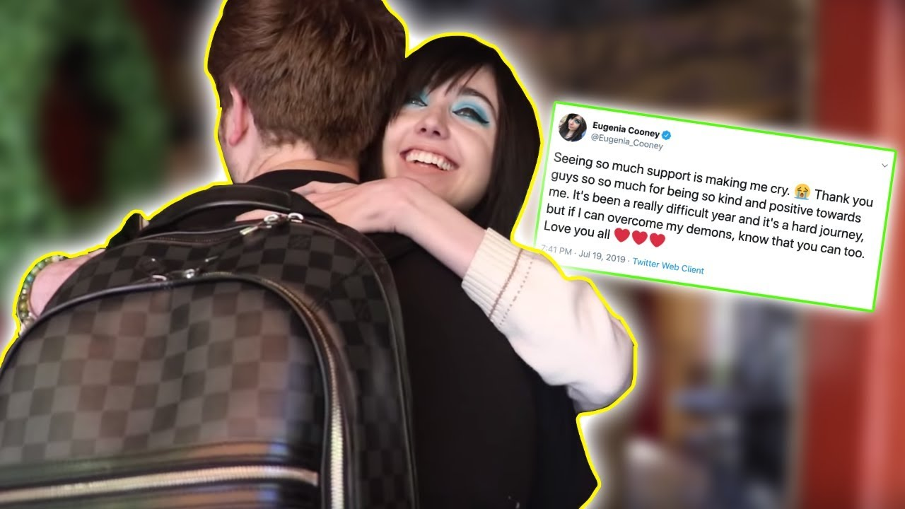 Shane Dawson Finally Posted a New Video  and It's About Eugenia Cooney