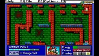 Challenge of the Ancient Empires (1991, MS-DOS) - 5 of 5: Ancient Empire [Cut][720p]