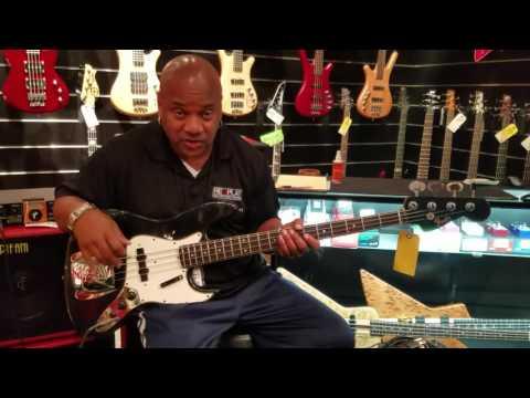 Fender jazz 66