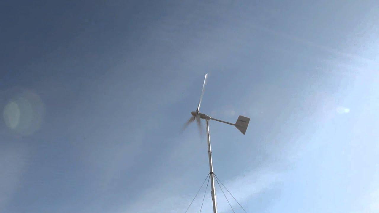 Ветрогенератор и солнечные панели Exmork на телеканале ТВЦ - YouTube