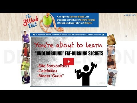 Lose up to 23 Pounds in 3 Weeks