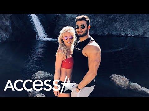 Britney Spears Boyfriend Sam Asghari Pens Sweet Tribute To His Princess On Her 38th Birthday Youtube