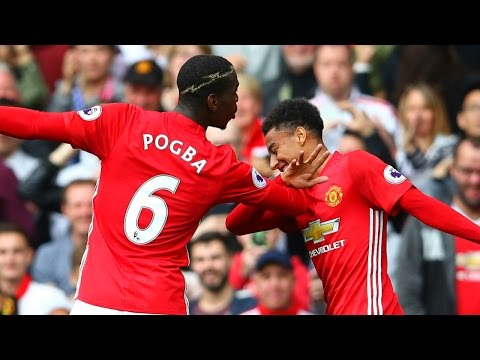 Manchester United 4 - 1 Leicester City | Pogba Scores! | Internet Reacts