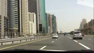 Поездка на такси по дубаю(, 2013-01-11T21:47:56.000Z)