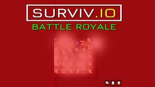 Surviv.io - kills and survival in the zone
