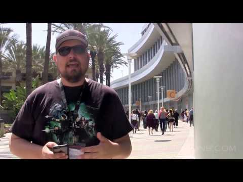 WonderCon 2017 On-Site Visual Guide Prep Anaheim Convention Center California
