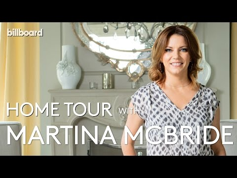Martina McBride: Home Tour with Billboard