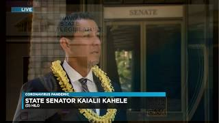 Senator Kai Kahele supports the 'Āina Aloha Economic Futures initiative