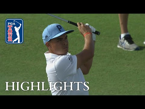 Rickie Fowler extended highlights | Round 1 | Hero