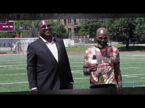 NFL Dads Odell Beckham Sr. & Stacy Elliott Speak On Their Baller Sons