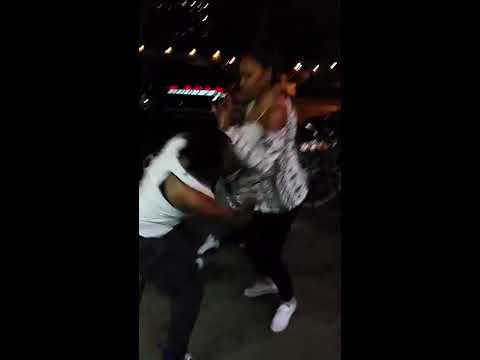 Harlem hood fights...