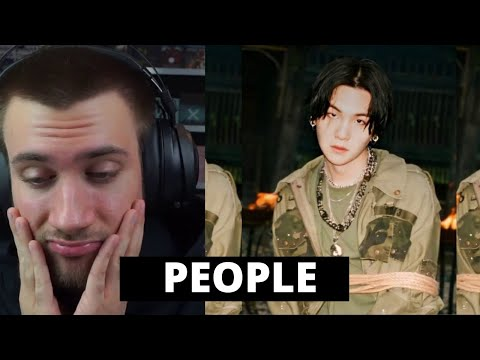 HE is SO RIGHT! Agust D - People / D-2 - Reaction
