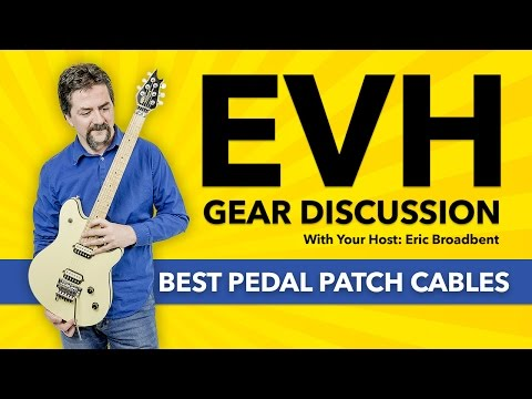 The Best Guitar Effects Patch Cables George L'S