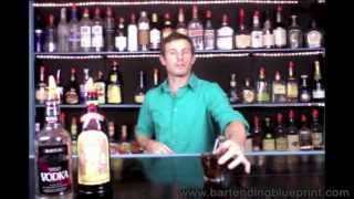 Black Russian Drink Recipe