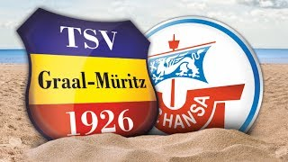 Interviews nach dem Testspiel beim TSV Graal-Müritz