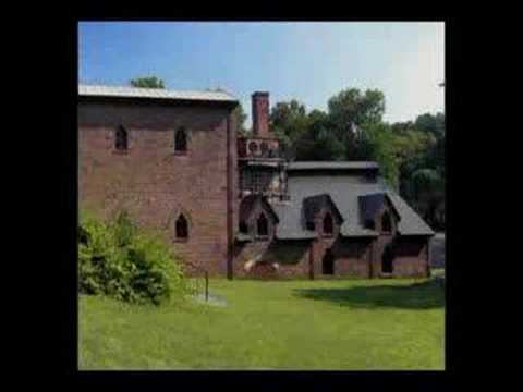 The Cornwall Iron Furnace