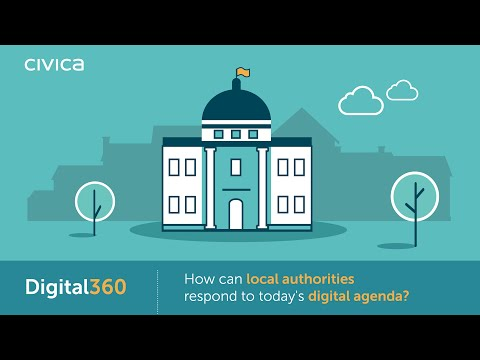 How can local authorities respond to today's digital agenda?