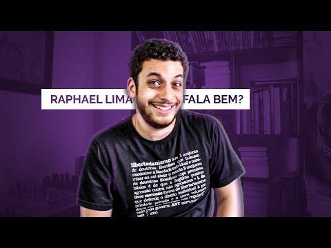 Raphael Lima Ideias Radicais é um BOM ORADOR? - Análise de Oradores