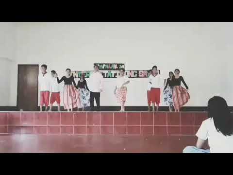RMHS INTERPRETATIVE DANCE (Dahil Sayo By:Iñigo Pascual  Folk Dance Cover)