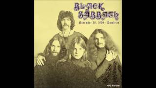 Black Sabbath - Live November 16, 1969 Dumfries, Scotland