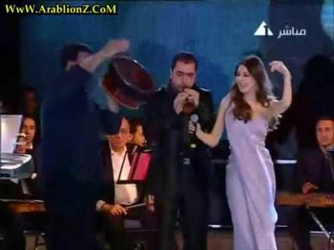Nancy Ajram -  Baladiyat / Ana Menno (Eid El Fetr 09)