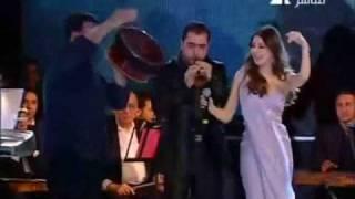 Nancy Ajram Baladiyat Ana Menno Eid El Fetr 09
