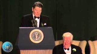Remarks at a Dinner Honoring Speaker of the House of Representatives Thomas P. O'Neill, Jr.