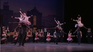 Curtain Up: The School of American Ballet Workshop Performances