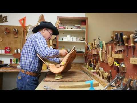Saddlemaker Ben Swanke | Montanans