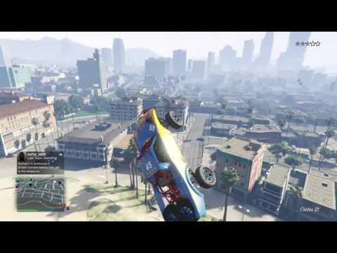 GTA 5 Funny Clips: Teleporting Glitch!!!!