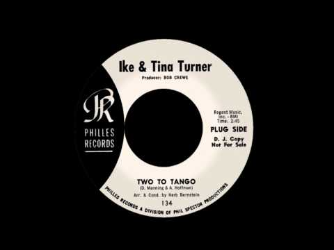 IKE & TINA TURNER - Two To Tango