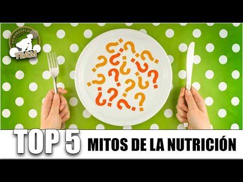 top-5-mitos-de-la-nutriciÓn
