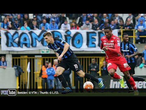2015-2016 - Jupiler Pro League - PlayOff 1 - 10. Club Brugge - KV Oostende 2-2