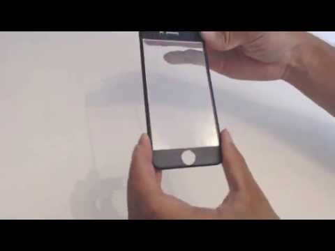 on sale ea21d 15f81 Aduro Shatterguardz iPhone 6 Tempered Glass Screen Protector Review (How to  Apply)