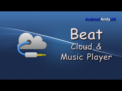 Beat - cloud & music player for Android