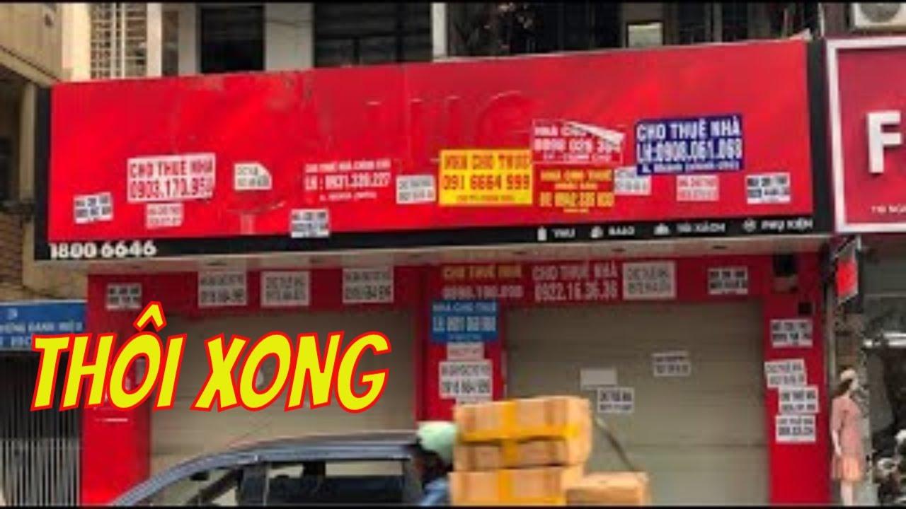 Đường Phố Sài Gòn I PHỐ THỜI TRANG I Đường Nguyễn Trãi Quận 1 (Đường Võ Tánh Quận 1) Thôi xong !