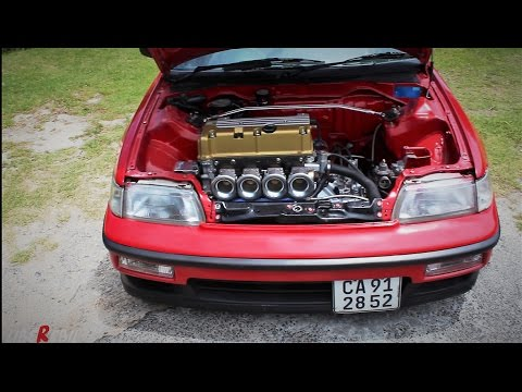If you're looking for new hondas, the dealer locator on the main company website is a place you can begin your search. Honda CRX K Swap (Its MAD!) - YouTube