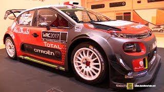 видео Ситроен С3 WRC 2017