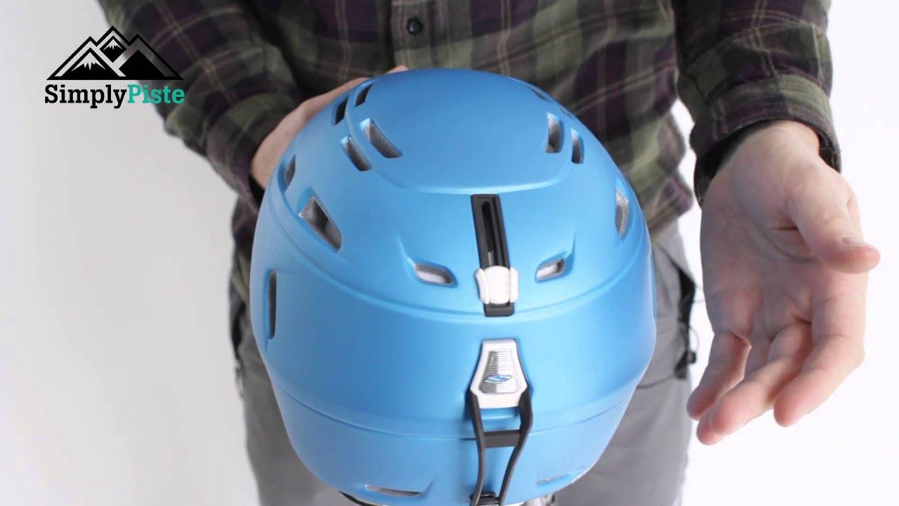 Smith Optics Compass Snowboarding Helmets