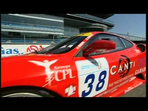 2007 FIA GT3 Championship Montage