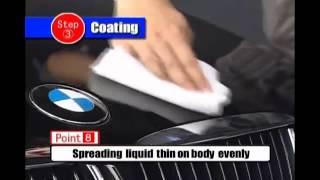 AQuly жидкое стекло, Защитное покрытие для авто.(Это видео создано с помощью видеоредактора YouTube (http://www.youtube.com/editor), 2015-05-12T04:01:37.000Z)