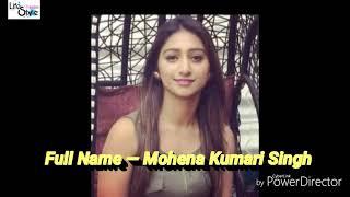 Mohena Singh (Actress) Lifestyle 2018 ......... Age, Net worth, salary, biography, Boyfriend & More
