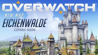 [NOW AVAILABLE]  Eichenwalde | New Map Preview | Overwatch