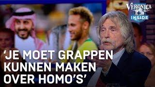 'Je moet grappen kunnen maken over homo's ' | VERONICA INSIDE