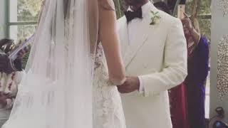 Старшая дочь Валерия Меладзе сыграла пышную свадьбу