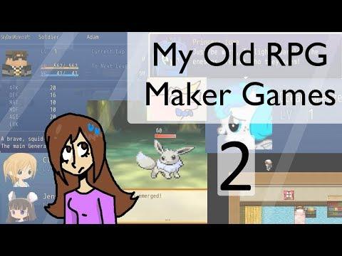 My Old RPG Maker Games - Part 2 |
